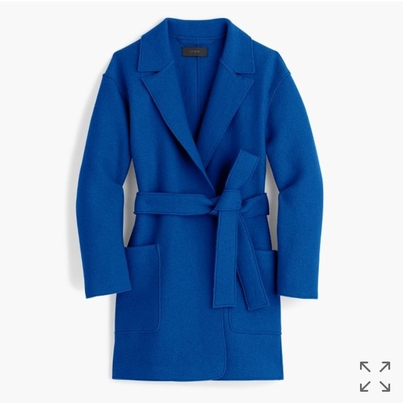 d49a8adf012a6 J crew wrap coat in boiled wool
